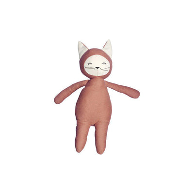 Fabelab Buddy - Fox-Soft Toys- Natural Baby Shower