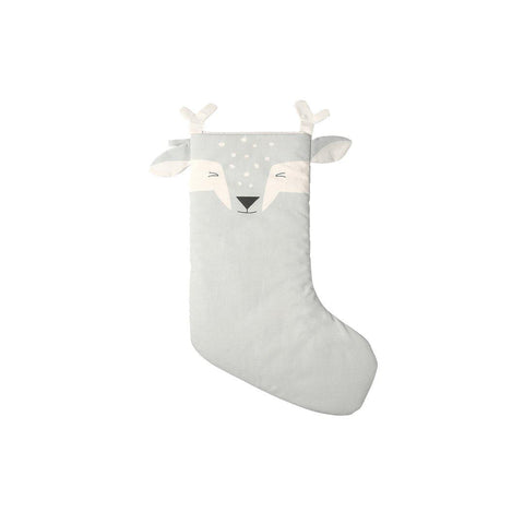 Fabelab Christmas Stocking - Shy Fawn-Nursery Accessories- Natural Baby Shower
