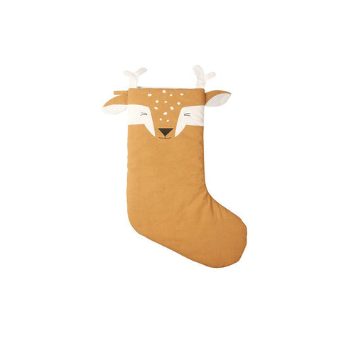 Fabelab Christmas Stocking - Silly Fawn-Nursery Accessories- Natural Baby Shower