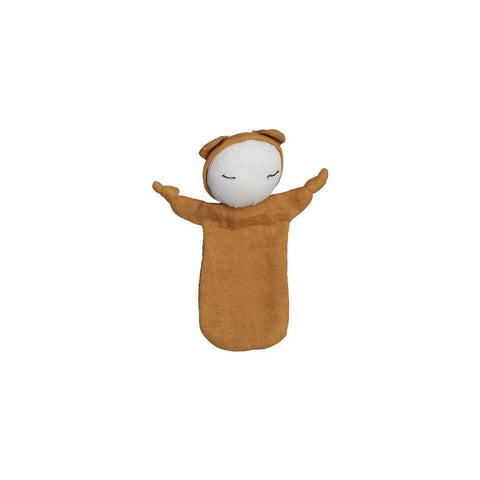Fabelab Cuddle Doll - Ochre-Comforters- Natural Baby Shower