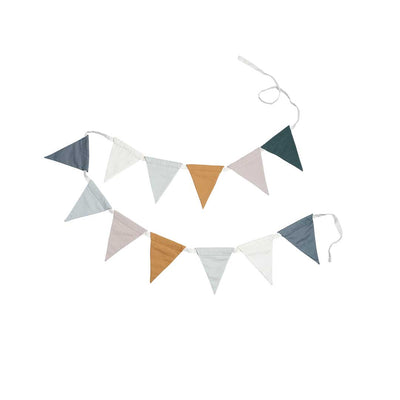 Fabelab Garland - Coastal-Nursery Accessories- Natural Baby Shower