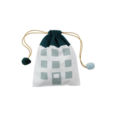 Fabelab Gift Bag - Evergreen-Storage- Natural Baby Shower