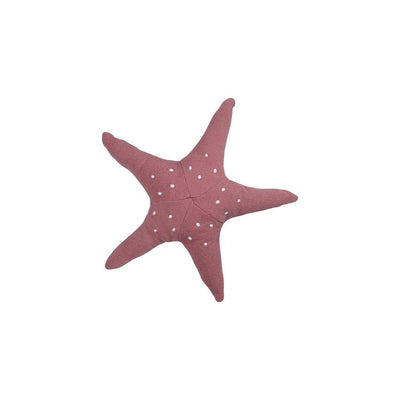Fabelab Starfish Rattle-Rattles- Natural Baby Shower