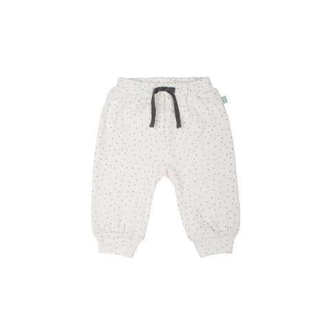 Finn + Emma Pants - Hoof Prints-Pants- Natural Baby Shower
