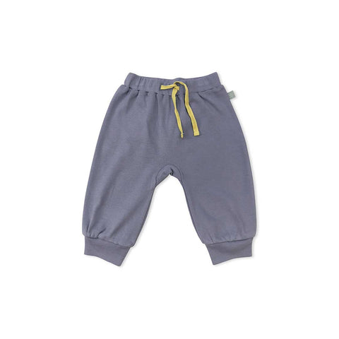 Finn + Emma Pants - Stonewash-Pants- Natural Baby Shower
