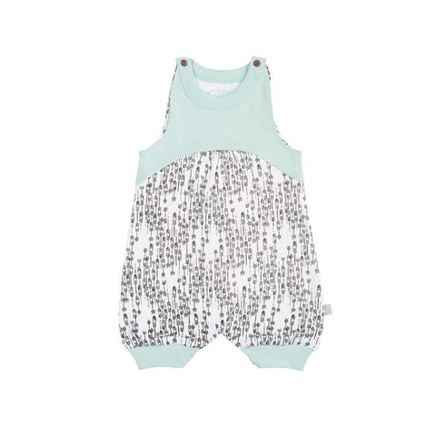 Finn + Emma Romper - Arrows-Rompers- Natural Baby Shower