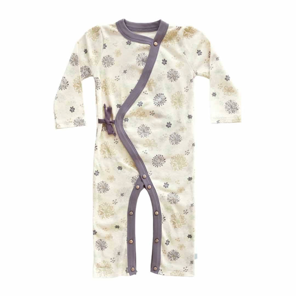 Finn + Emma Coverall in Flower