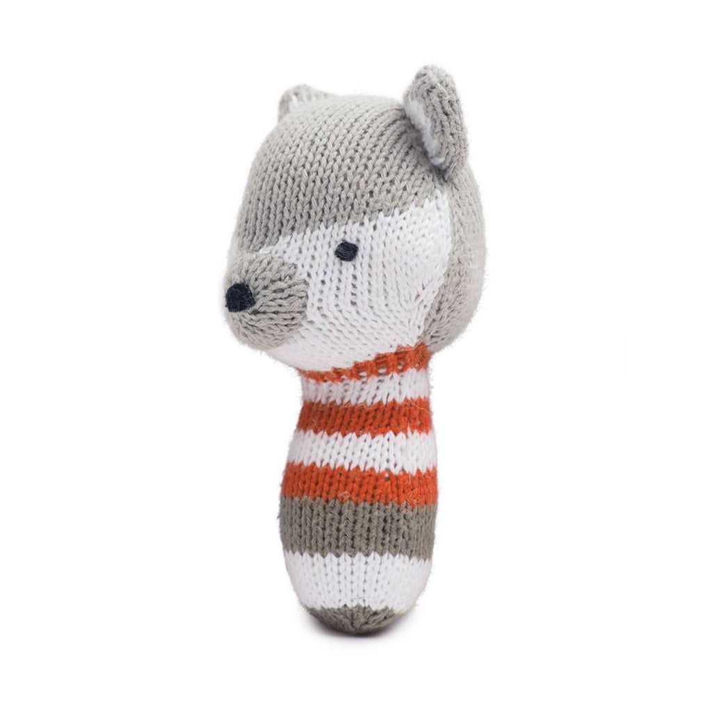 Finley the Fox Finn + Emma Mini Rattle