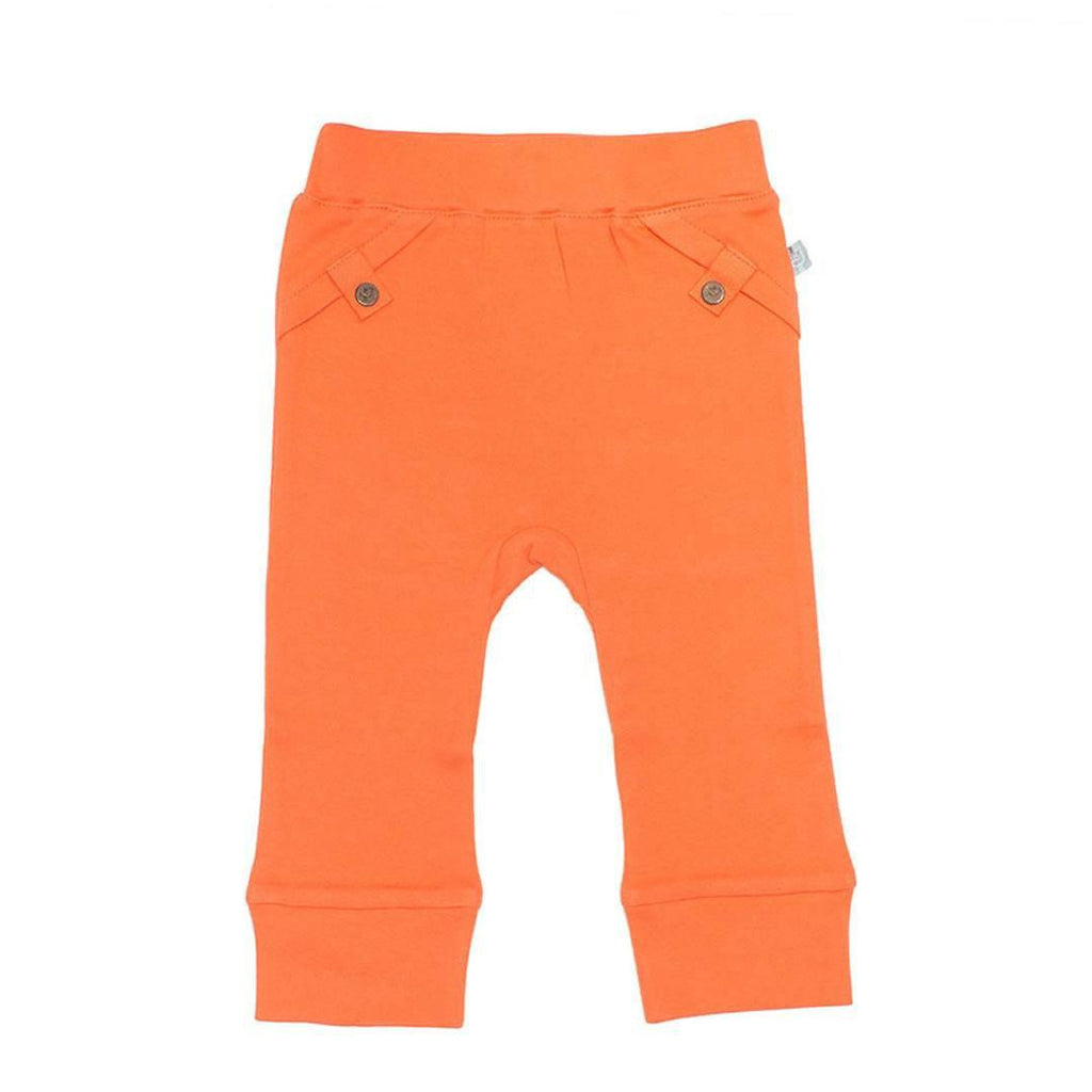 Finn + Emma Pants in Poppy Orange