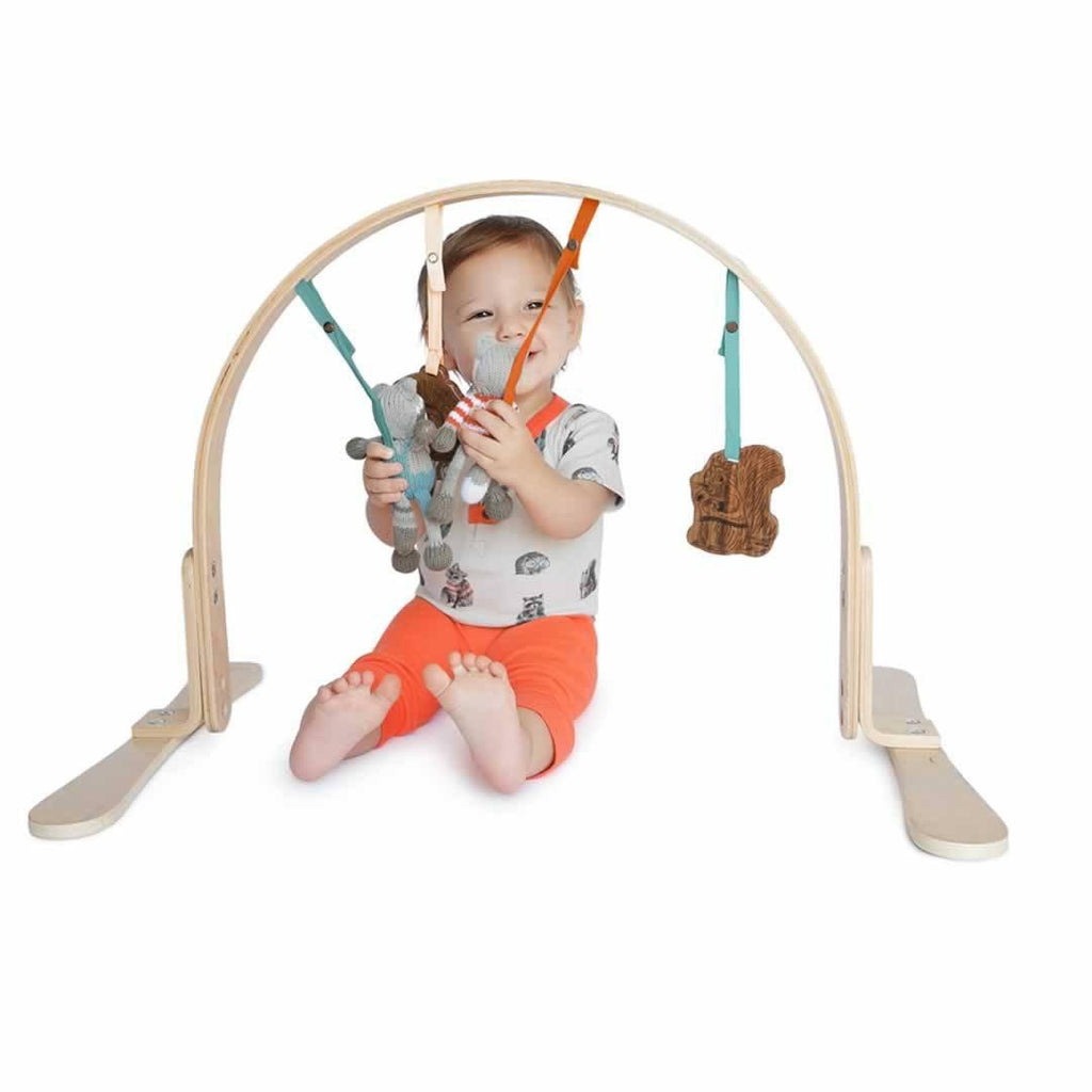 Finn + Emma Play Gym - Woodland Birch Lifestyle