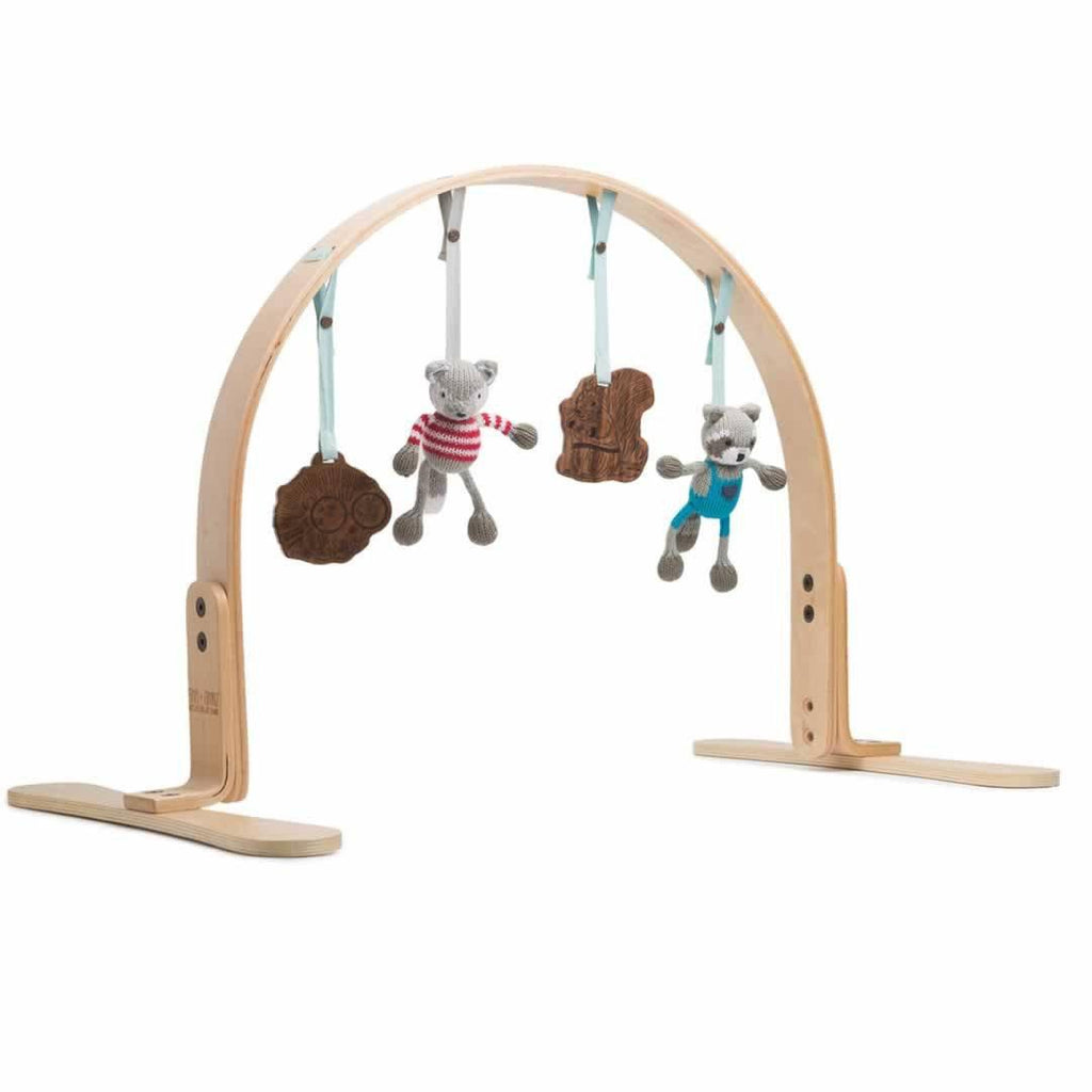 Finn + Emma Play Gym - Woodland Birch