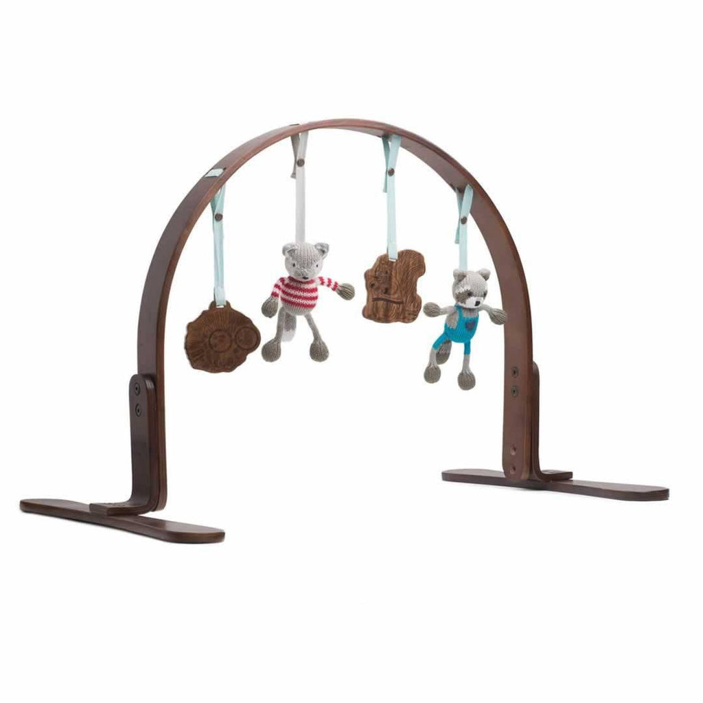 Finn + Emma Play Gym - Woodland Dark