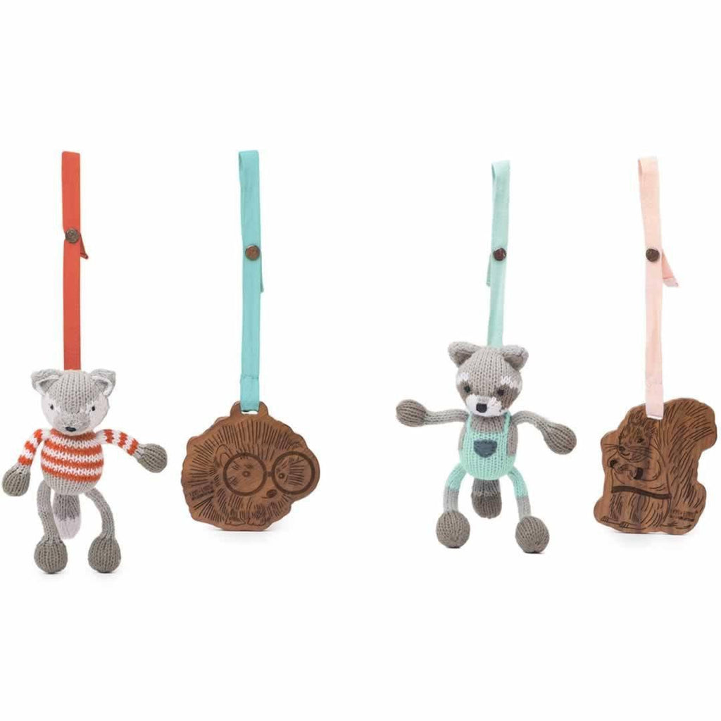 Finn + Emma Play Gym - Woodland Birch Toys