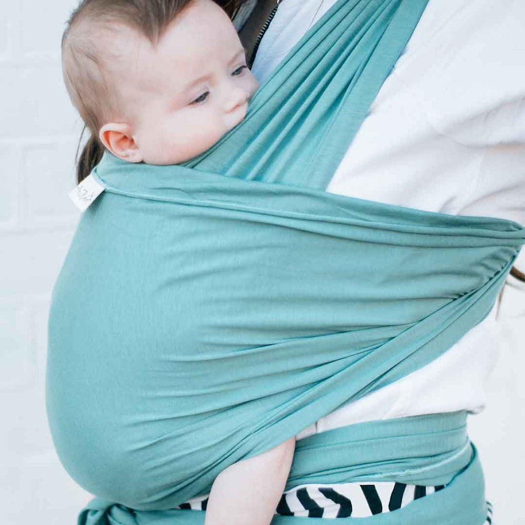 FreeRider Baby Wrap Carrier - Aster-Baby Carriers- Natural Baby Shower