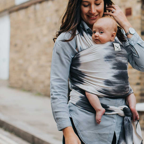 FreeRider Baby Wrap Carrier - Birch-Baby Carriers- Natural Baby Shower