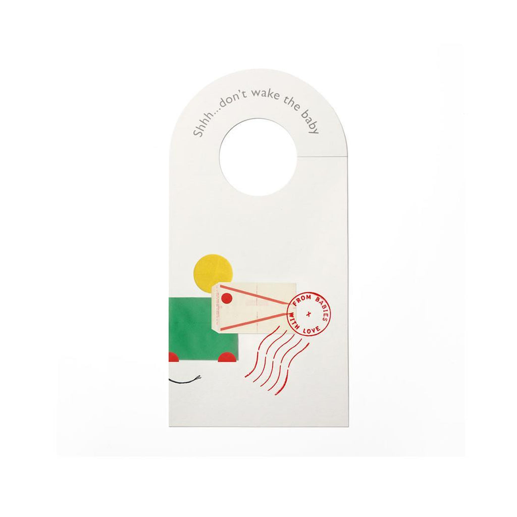 From Babies With Love Door Hanger The Mouse