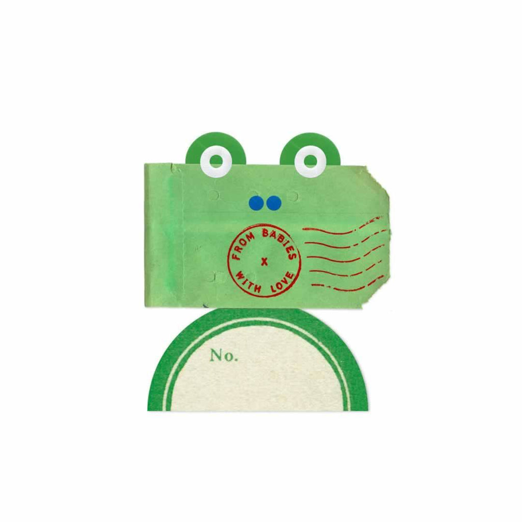 From Babies With Love Gift Set Frog