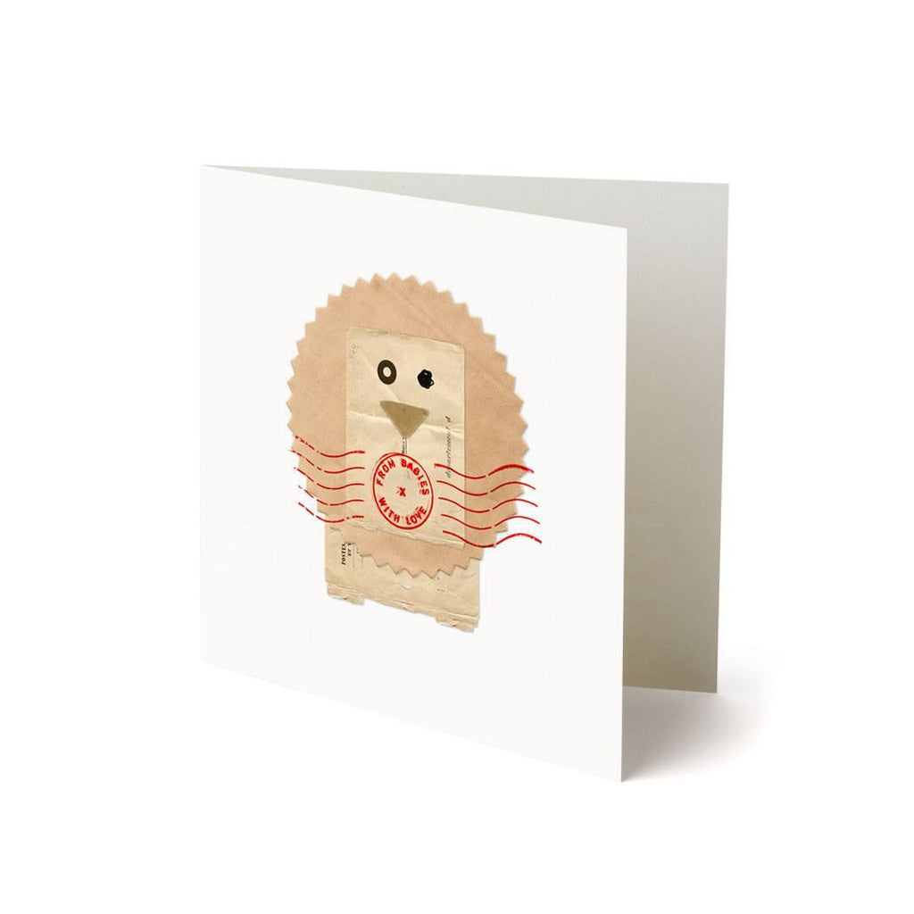 From Babies With Love Greetings Card Lion