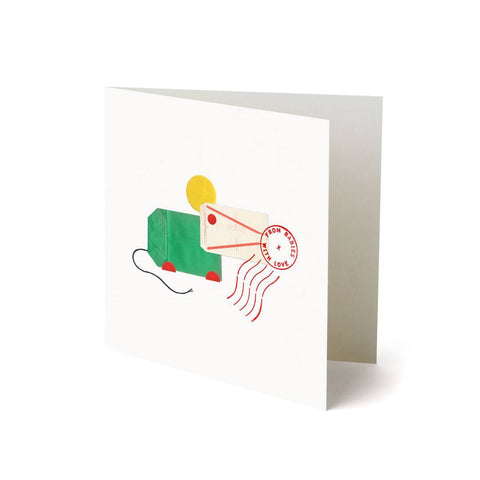 From Babies With Love Greetings Card Mouse