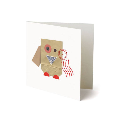 From Babies With Love Greetings Card Owl