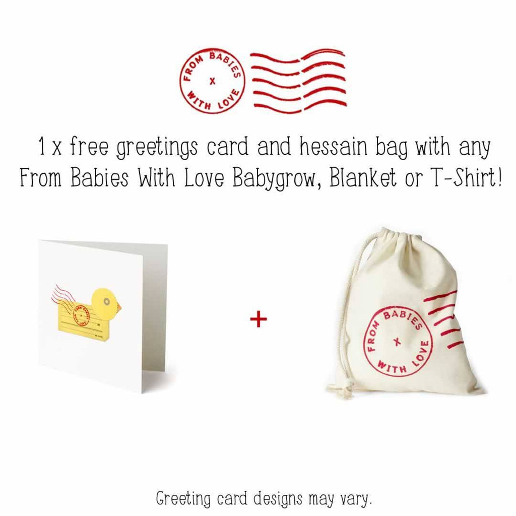 PROMO From Babies With Love Bag + Greetings Card  [NFS]