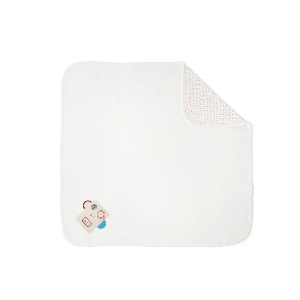 From Babies With Love Swaddle Blanket Monkey