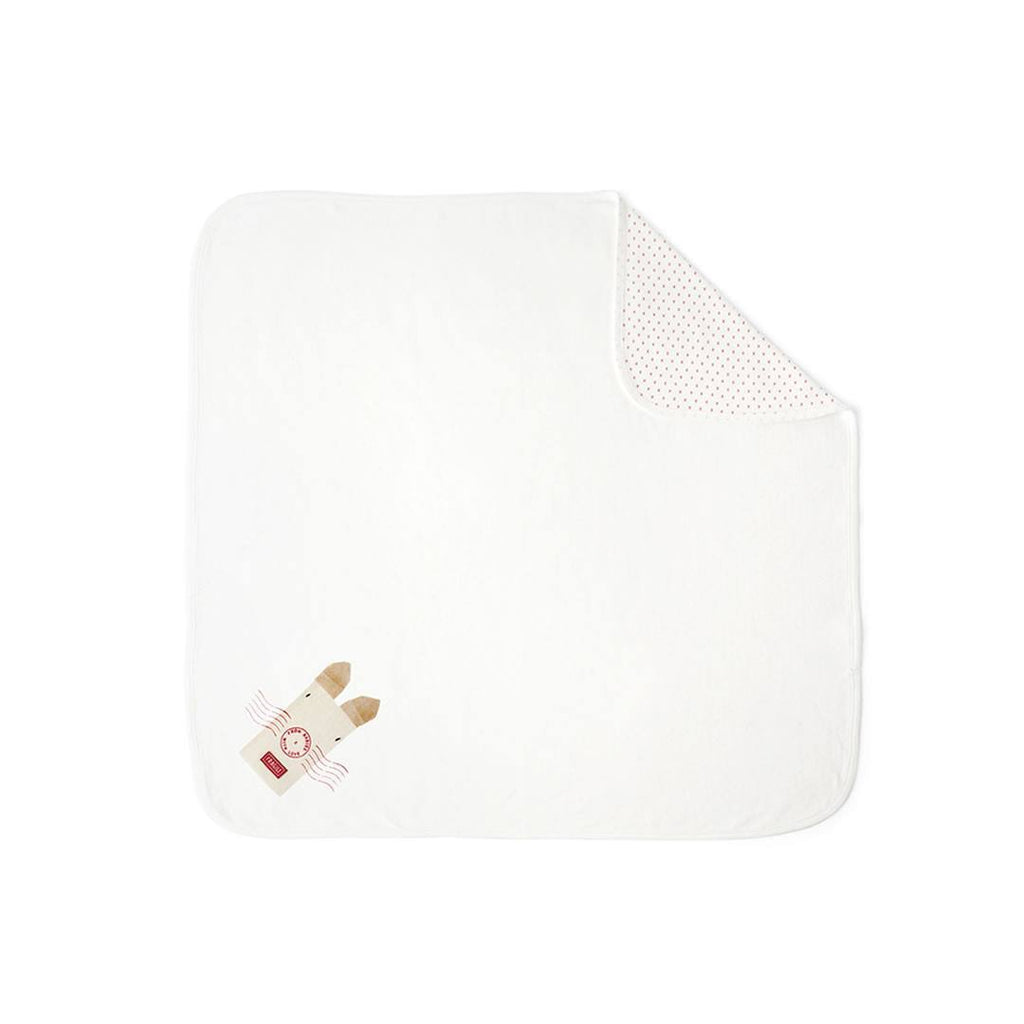 From Babies With Love Swaddle Blanket Rabbit
