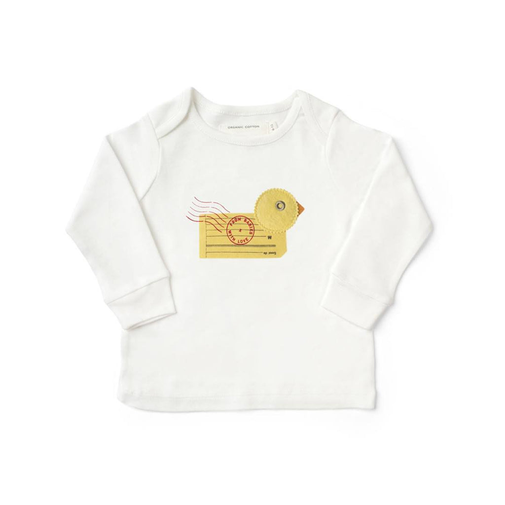 From Babies With Love T-Shirt in Duck