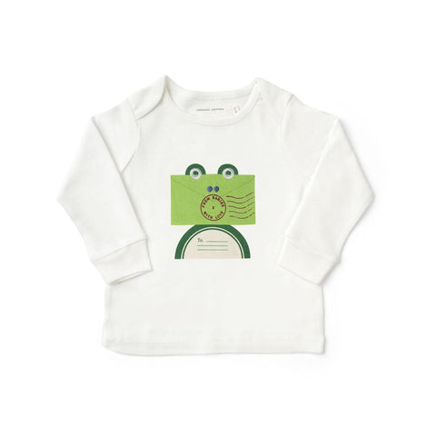 From Babies With Love T-Shirt in Frog