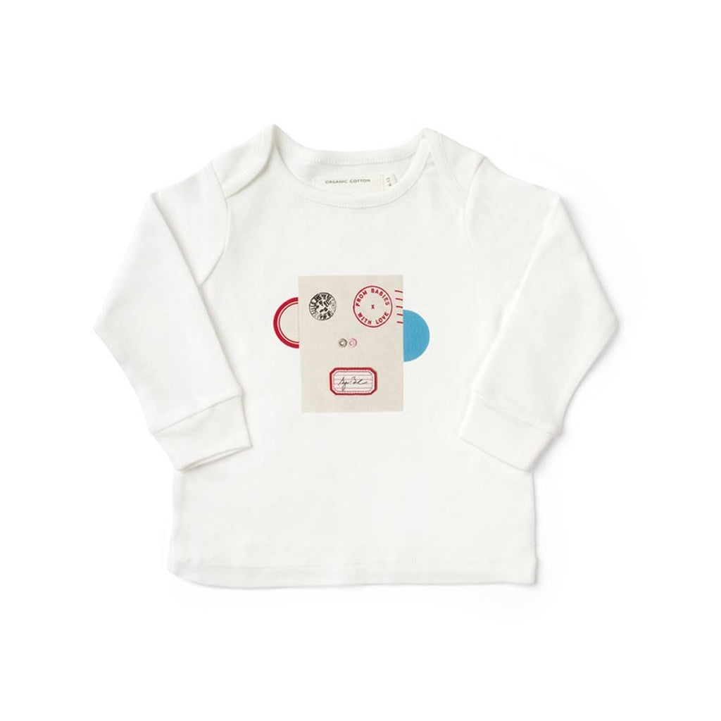 From Babies With Love T-Shirt in Monkey