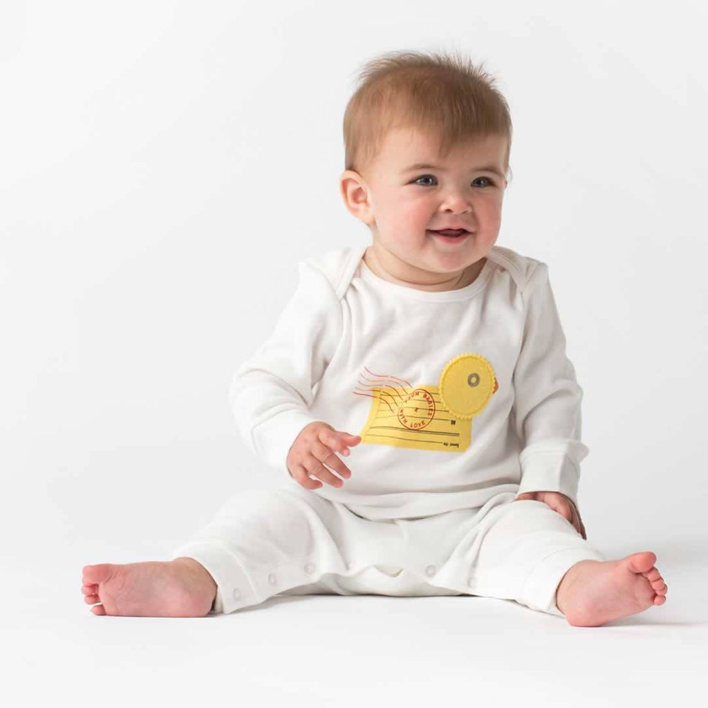 From Babies With Love T-Shirt - Duck Lifestyle