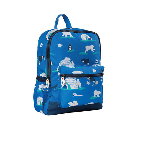 Frugi Adventurers Backpack - Polar Play-Children's Bags- Natural Baby Shower