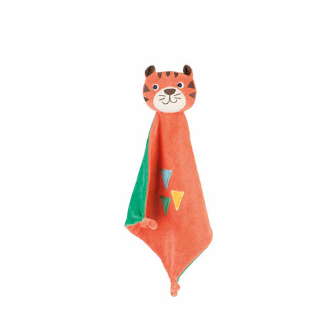 Frugi Froogli Comforter - Ziggy Tiger-Comforters-ziggy- Natural Baby Shower