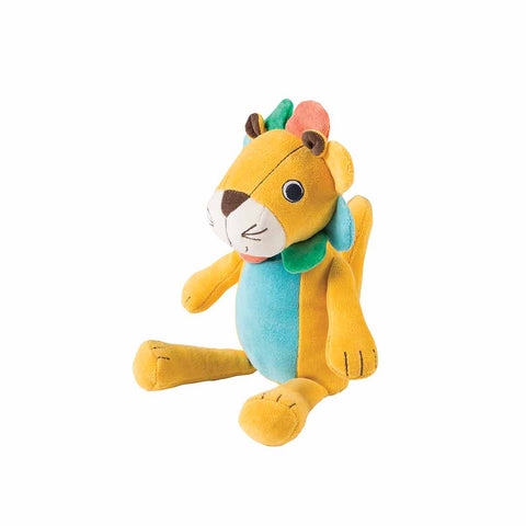 Frugi Froogli Soft Toy - Cosmic Lion