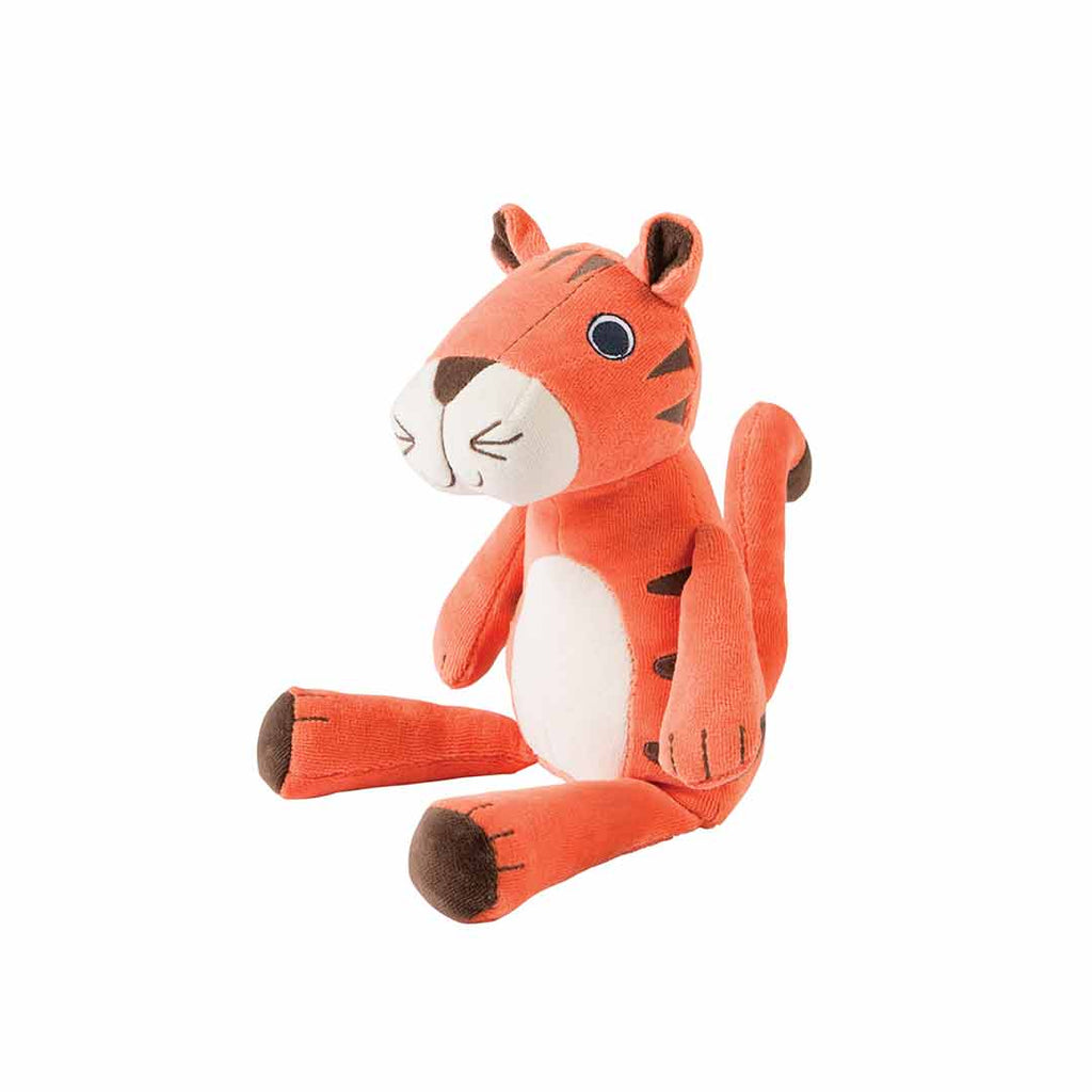 Frugi Froogli Soft Toy - Ziggy Tiger