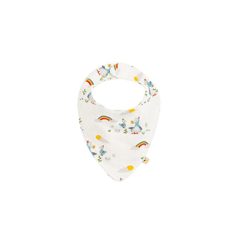 Frugi Hiccup Bib - Delightful Dodos-Bibs- Natural Baby Shower