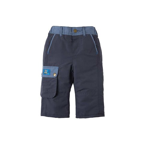 Frugi Little Expedition Trousers - Slate-Pants- Natural Baby Shower