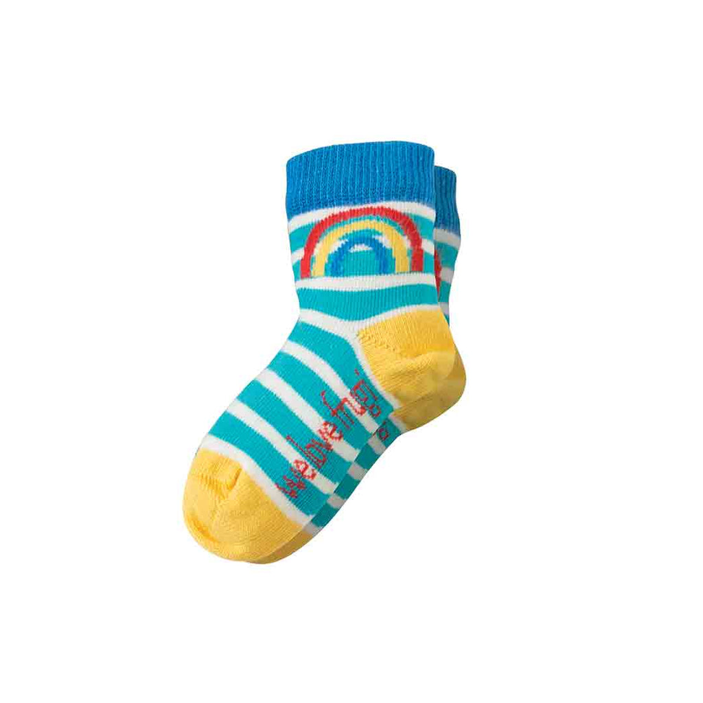 Frugi Little Socks - Bird - 3 Pack 2