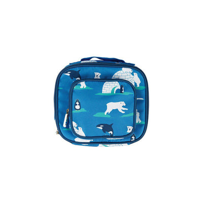 Frugi Pack A Snack Lunch Bag - Polar Play-Lunch Bags- Natural Baby Shower