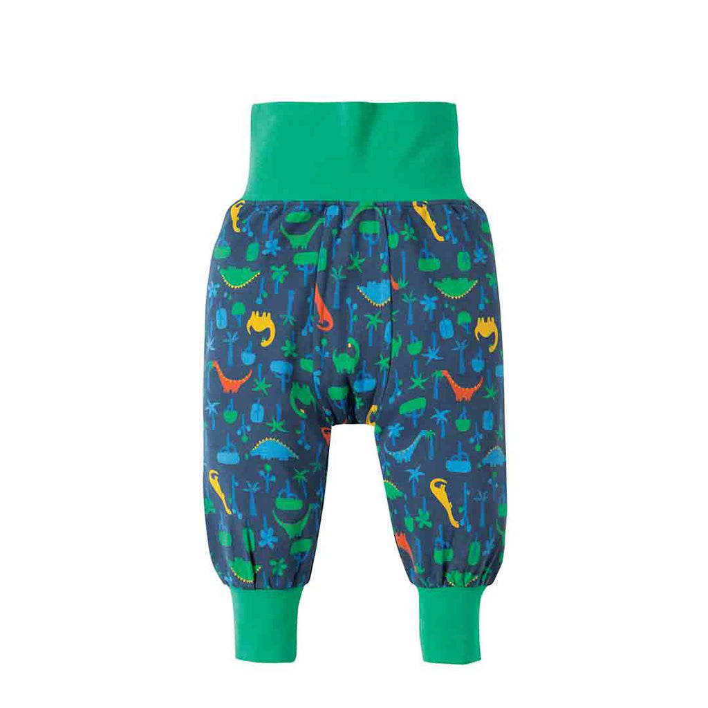 Frugi Parsnip Pants - Jurassic Jungle 2