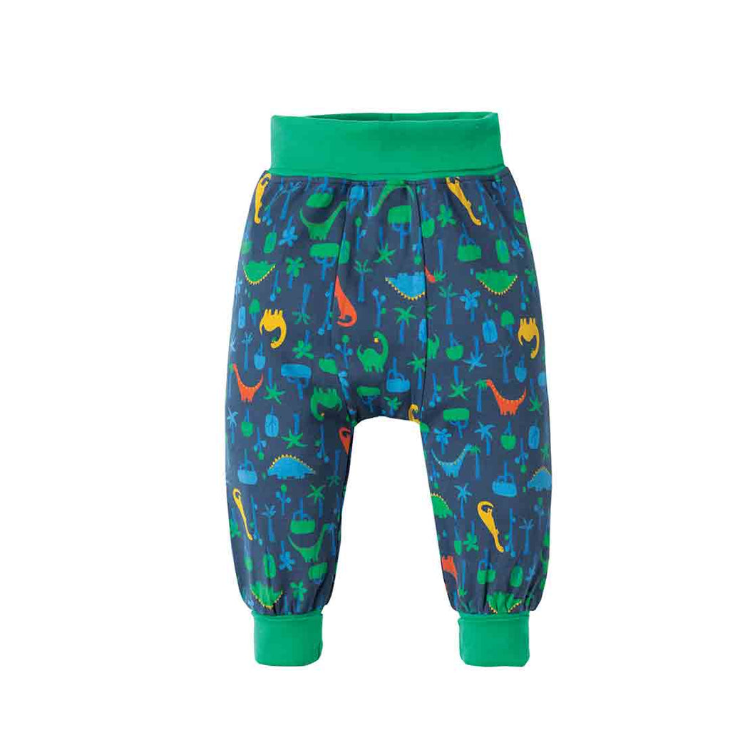 Frugi Parsnip Pants - Jurassic Jungle 1