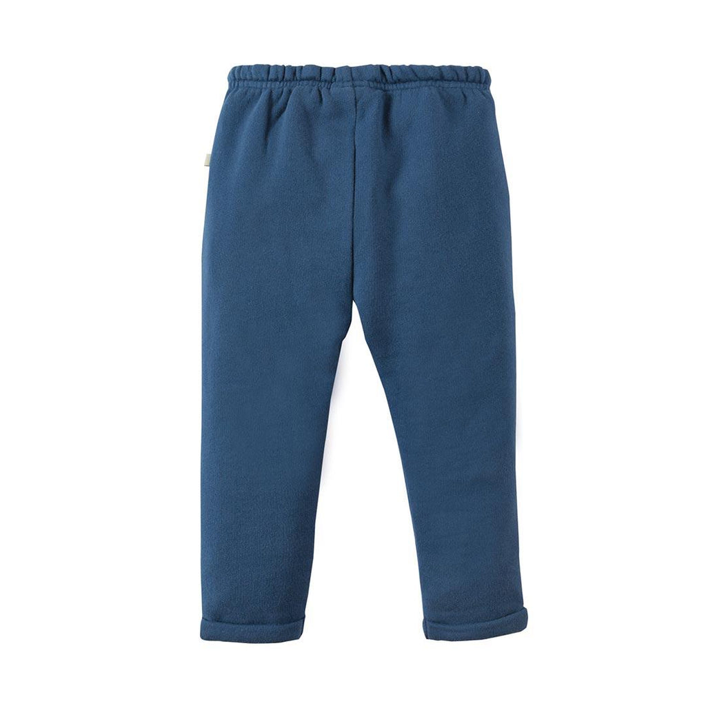 Frugi Playtime Kneepatch Crawlers - Navy 2