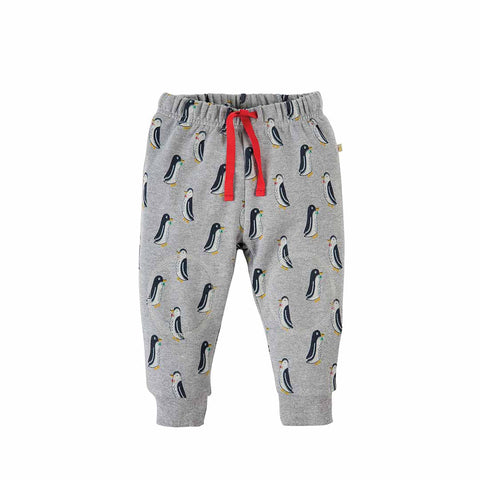 Frugi Snuggle Crawlers - Penguin Dash