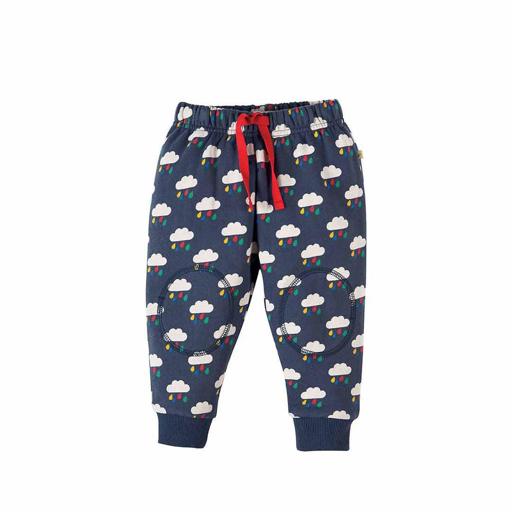 Frugi Snuggle Crawlers - Rainclouds