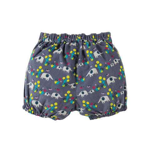 Frugi Willow Cord Bloomers - Elly Savanna 2