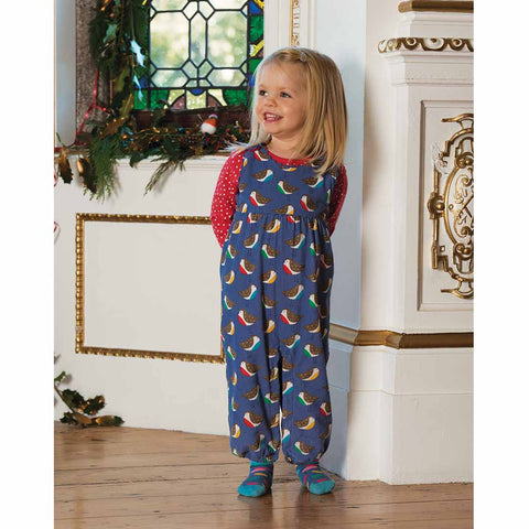 Frugi Willow Cord Dungarees - Winter Robins Lifestyle