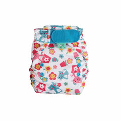Frugi Easyfit V4 Nappy Cat Friends