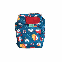 Frugi Easyfit V4 Nappy Day At The Seaside