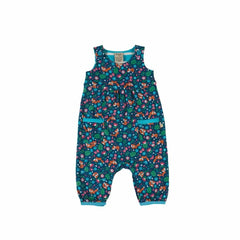 Frugi Flora Dungarees in Forest Fox