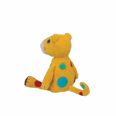 Frugi Froogli Soft Toy - Dash Leopard-Soft Toys- Natural Baby Shower